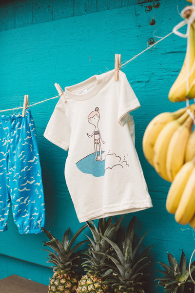 Total Betty Kids Surfer Tee