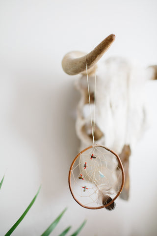 AUTHENTIC NATIVE AMERICAN-MADE DREAMCATCHERS