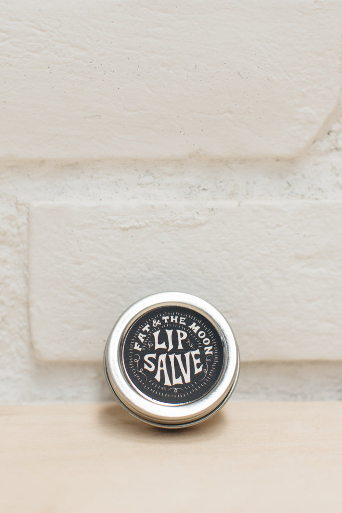 Fat & The Moon Lip Salve