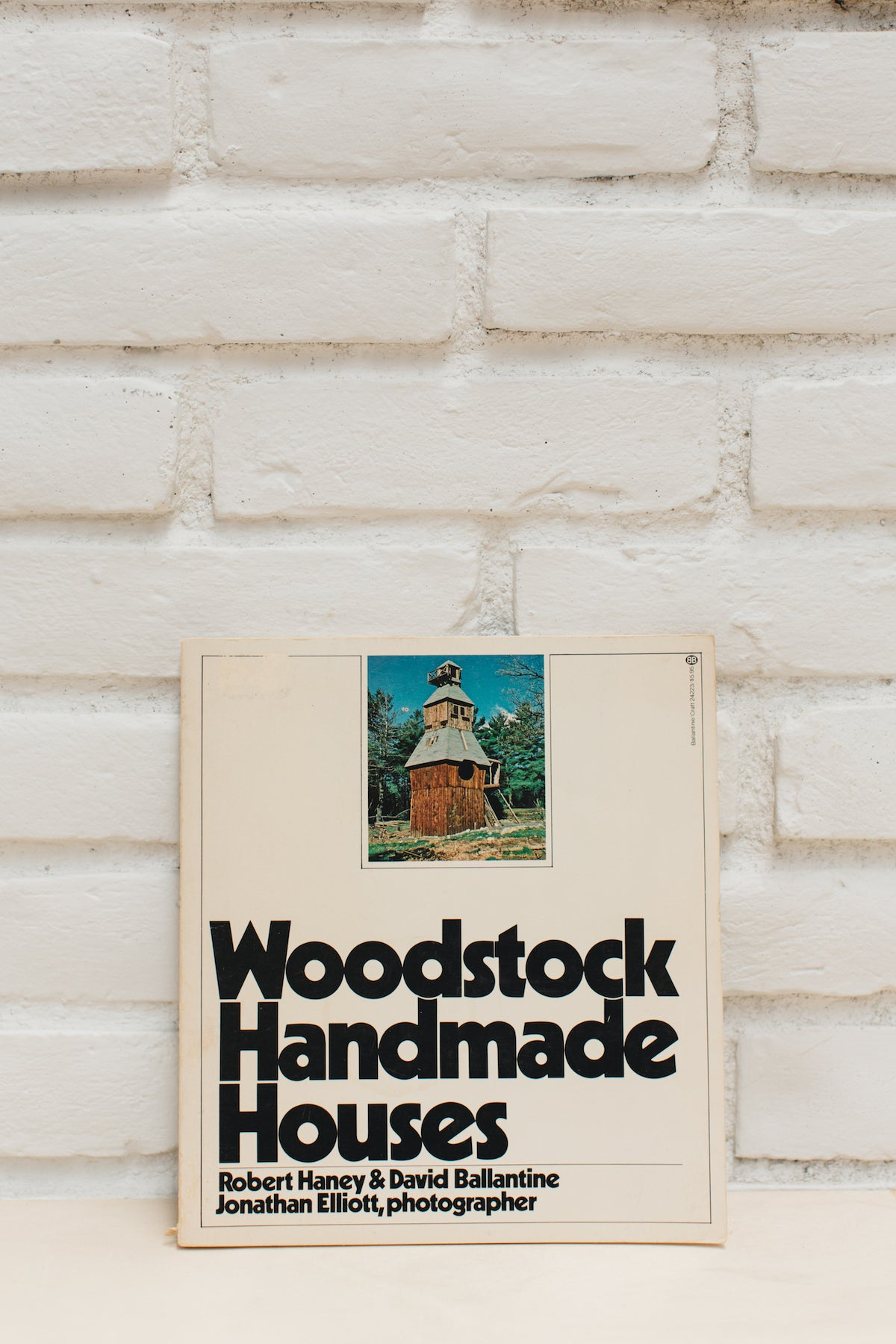 Vintage Book | Woodstock Handmade Houses