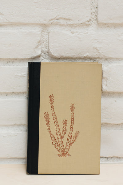 Vintage Book | The Book Of Cacti And Other Succulents