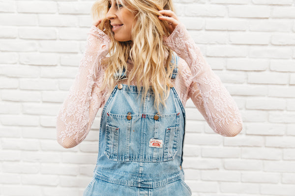 Vintage Roundhouse Overalls | Extra Long