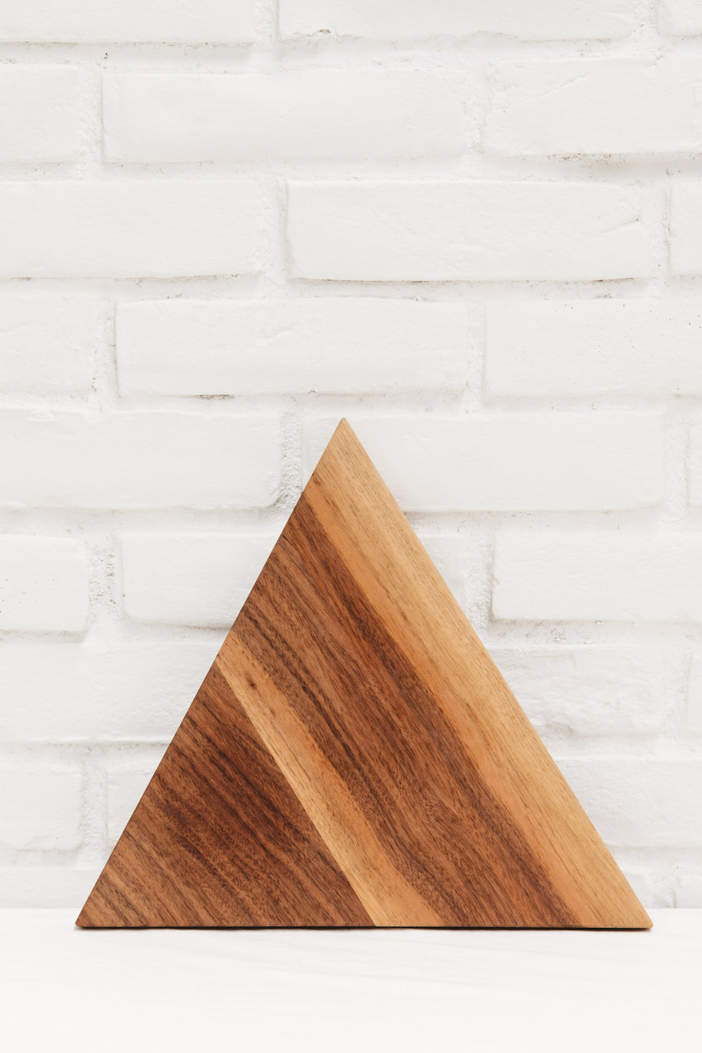 RAEL MADE Triangle Cutting Board / Bread or Cheese Board