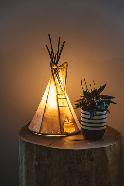 Teepee Lamp / Nightlight