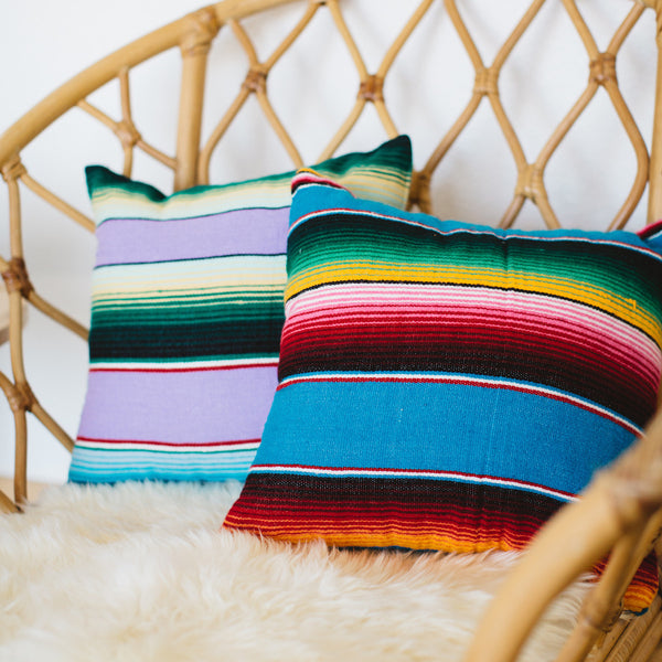 SERAPE FIESTA PILLOWS