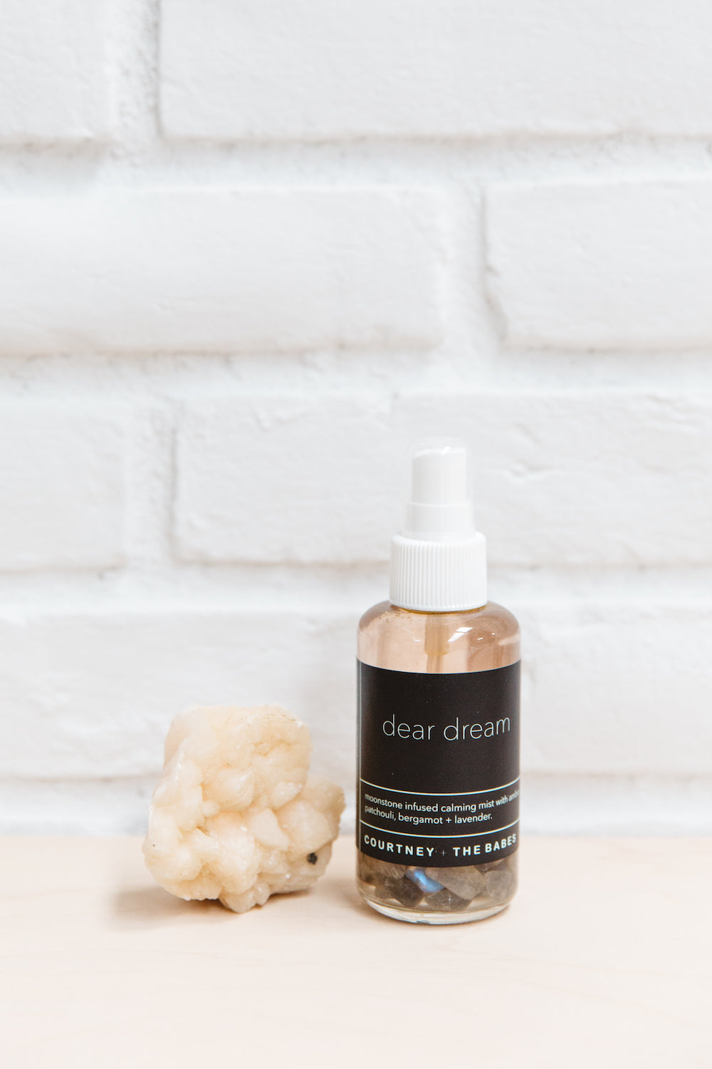 Dear Dream Crystal, Aura + Home Mist