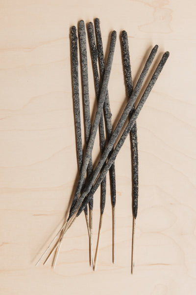 Mayan Copal Incense Stick Bundle