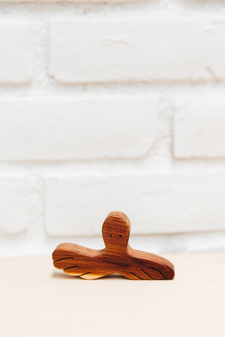 Wooden Octopus | Natural Non-Toxic Toy
