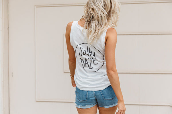 Salty Daze Tank Top