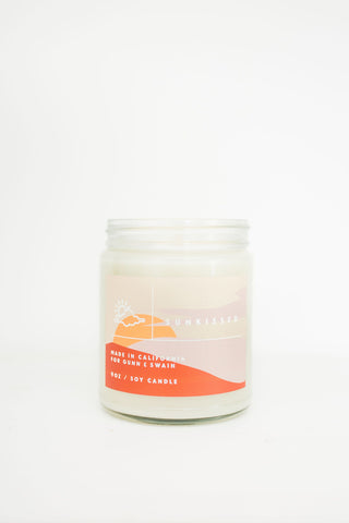 Sunkissed ☼ Soy Candle
