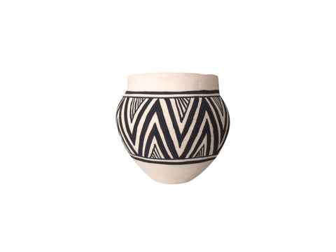 Desert Rain | Authentic Native American Made Acoma Pottery from New Mexico