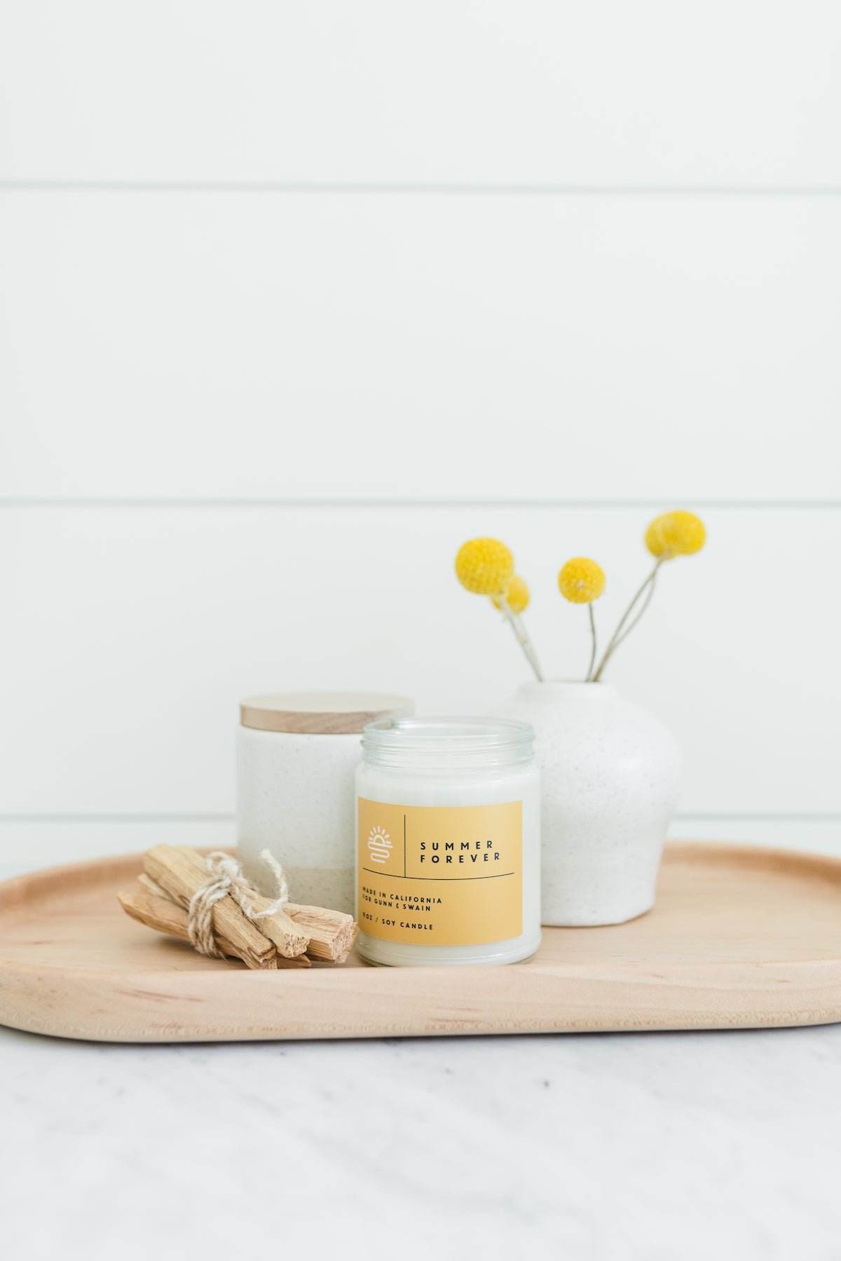Summer Forever ☀ Soy Candle