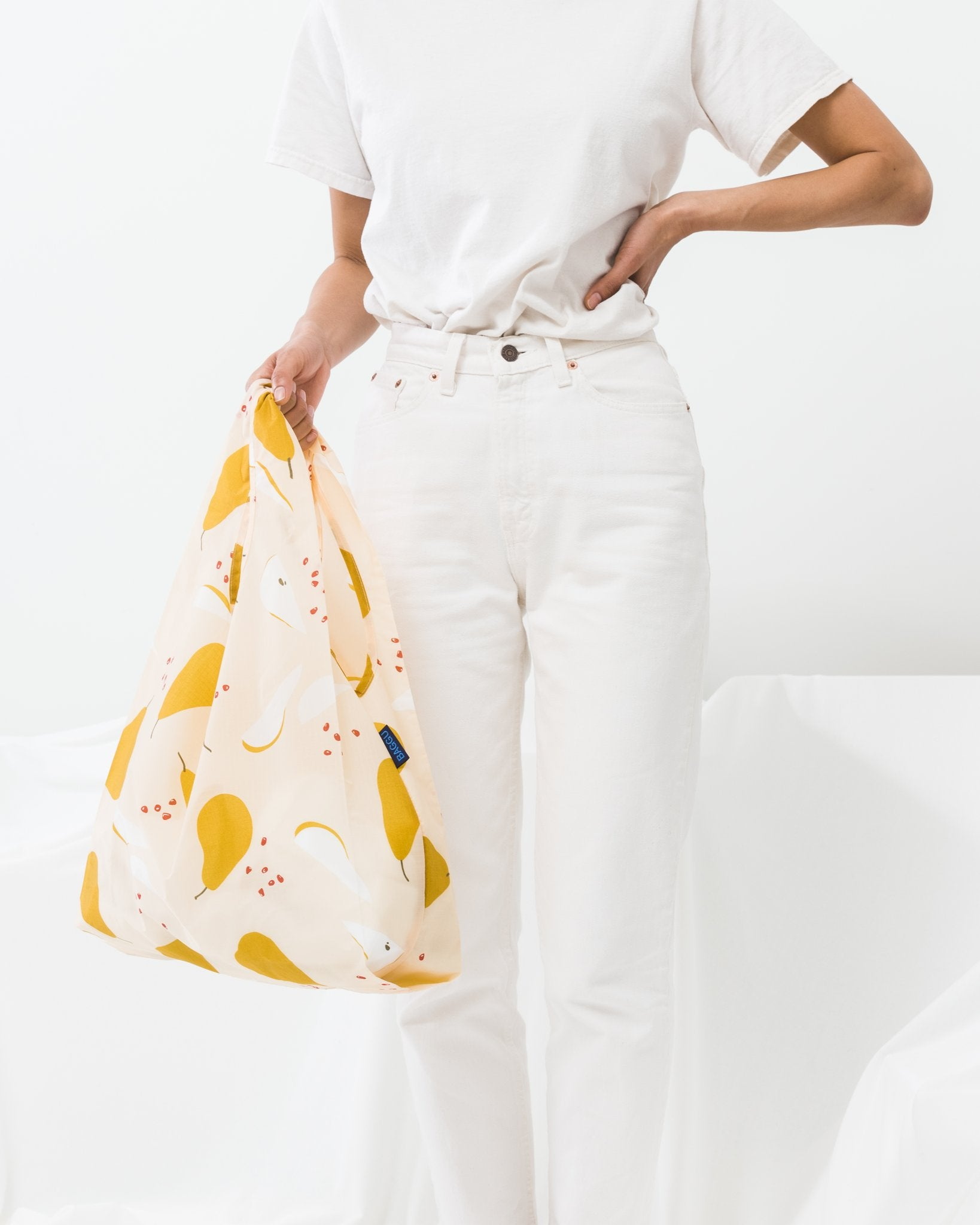 Reusable Tote Bag | Pear