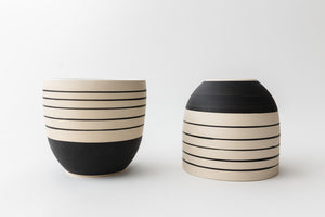 Thin, Thin Thin, Thick Ceramic Tumbler Pot