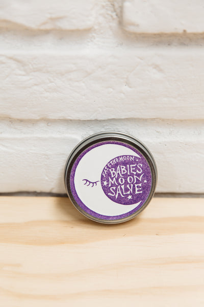 FAT AND THE MOON BABIES MOON SALVE