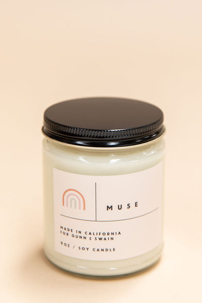 Muse ⋒ Soy Candle
