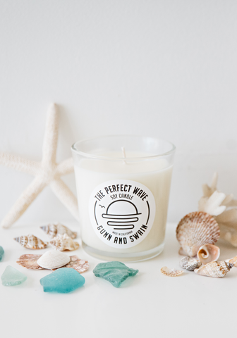 The Perfect Wave Soy Candle