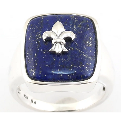 Bague Royal Lapis