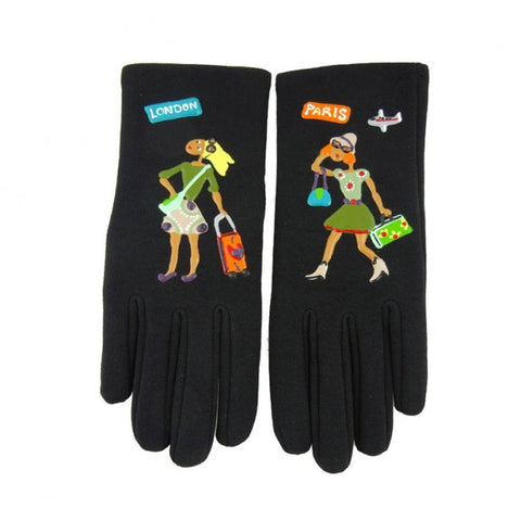 Gants London Paris