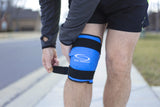 Knee, Calf and Thigh Wrap , Cool, Cool Contour™ Products - 5