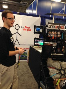 LYNX Hooks Attends The 2015 Shot Show