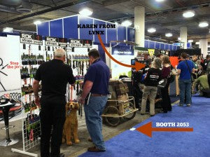 LYNX Hooks at the Shot Show 15