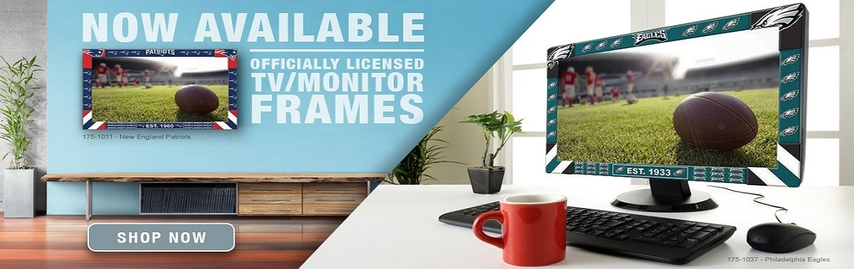 TV & Monitor Frames now Available