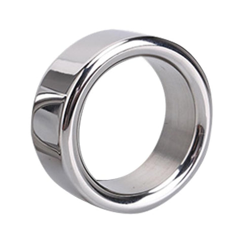 Buy Online  Male Delay Ejaculation Thick Stainless Steel Penis Ring, Inner Diameter: 26mm Adult Sex Toys - MEGA Discount Online Store Ghana