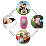 Buy Online  GPS Tracker Smart Watch for Kids, Support SIM Card / Anti-lost / SOS Call / Location Finder / Remote Monitor / Pedometer(Pink) GPS & Tracking - MEGA Discount Online Store Ghana
