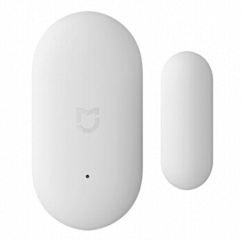 Original Xiaomi Intelligent Mini Door Window Sensor for Xiaomi Smart Home Suite Devices, with the Xiaomi Multifunctional Gateway Use (CA1001)(White)