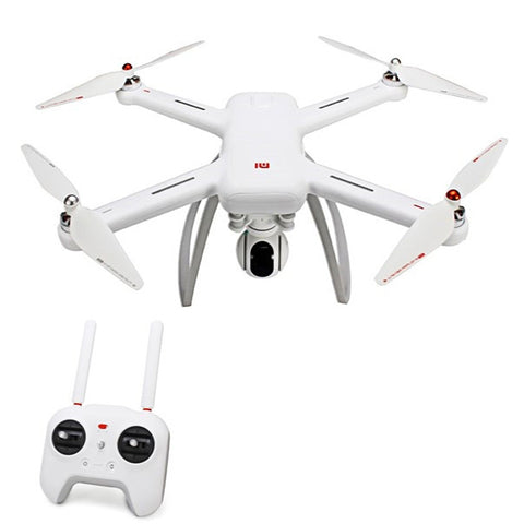 Buy Online  Original Xiaomi Mi Drone 3-Axis 5GHz GPS RC Quadcopter with 4K Camera, Optical Flow Position, One Key Take-off / Landing, Real-time FPV, One Key Return, Route Planning(White) Drones - MEGA Discount Online Store Ghana