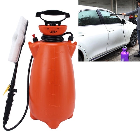 Buy Online  14L Portable Multi-function Car Auto Wash Brush Washing Machine with High-pressure Retractable Long Handle Water Flow Switch and Bottle Car Accessories - MEGA Discount Online Store Ghana