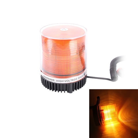 Buy Online  Brilliant Strong Xenon Strong Magnetic Doom Installation Flash Strobe Warning Light, DC 12V, Wire Length: 60cm(Yellow Light) Car Accessories - MEGA Discount Online Store Ghana