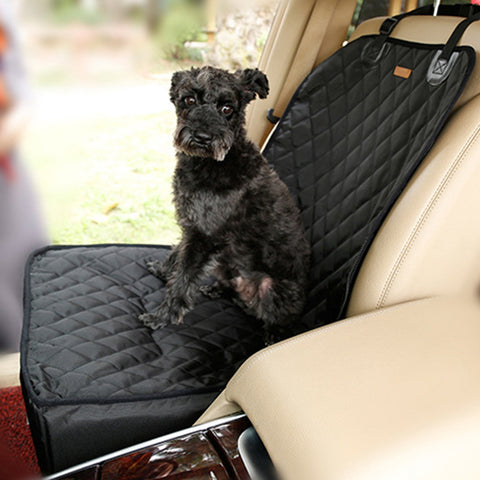 Nonslip Folding Waterproof Car Vice Driving Seat Cover Pet Cat Dog Cushion Mat, Size: 58 x 45 x 45 cm(Black) Car Accessories - MEGA Discount Online Store Ghana