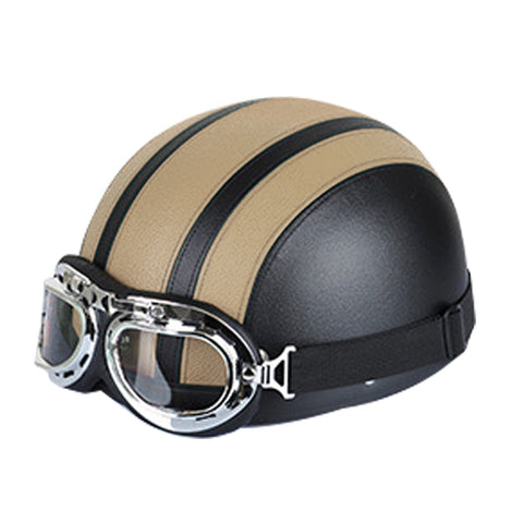 Winter Season Motorcycle Breathable Safty Helmet(Black Gold) Car Accessories - MEGA Discount Online Store Ghana