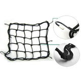 Buy Online  Motorcycle Nylon Fix Net with 6 Hooks, Size:30×30cm Car Accessories - MEGA Discount Online Store Ghana