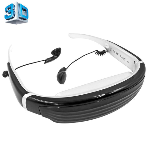VISION-720A 68 inch Private Virtual Theater Video Glasses Display, Support AV-IN Video Play