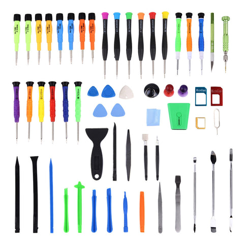 Buy Online  60 in 1 Professional Screwdriver Repair Open Tool Kit with SIM Card Adapter Set for Mobile Phones Electrotools & Handtools - MEGA Discount Online Store Ghana