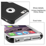 Buy Online  HAWEEL Dual Layer TPU Plastic Combo Case with Kickstand for iPhone 6 Plus(Black) Apple Cases - MEGA Discount Online Store Ghana