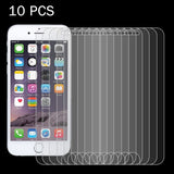Buy Online  10 PCS For iPhone 7 0.26mm 9H Surface Hardness 2.5D Explosion-proof Tempered Glass Non-full Screen Film Screen Protectors - MEGA Discount Online Store Ghana