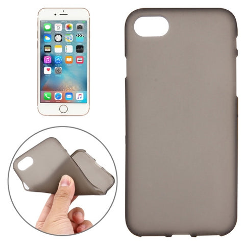 Buy Online  Phone 7 Solid Color TPU Protective Back Cover Case(Coffee) Apple Cases - MEGA Discount Online Store Ghana