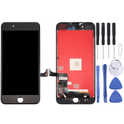 Buy Online  LCD Screen and Digitizer Full Assembly for iPhone 7 Plus(Black) Phones Spare Parts - MEGA Discount Online Store Ghana