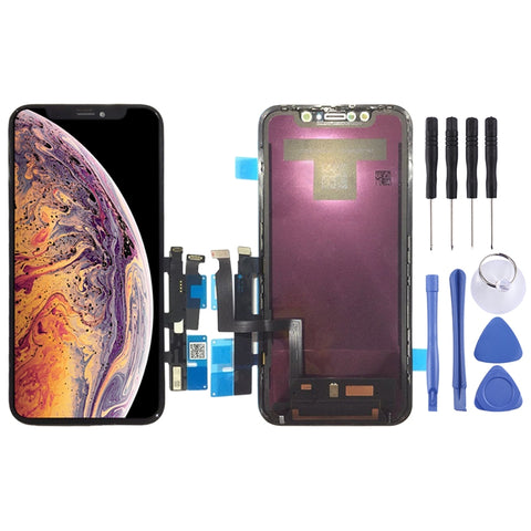 Buy Online  LCD Screen and Digitizer Full Assembly (Original) for iPhone XR Phones Spare Parts - MEGA Discount Online Store Ghana