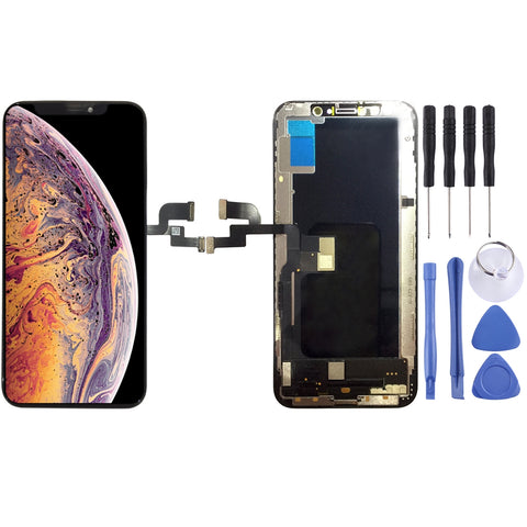 low priced 6645e 30c2d LCD Screen and Digitizer Full Assembly (Original) for iPhone XS
