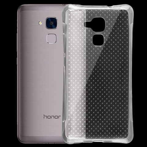Buy Online  Huawei Honor 5C Plus Shock-resistant Cushion TPU Protective Case(Transparent) Huawei Cases - MEGA Discount Online Store Ghana