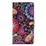 Buy Online  Sony Xperia E5 Acaleph Pattern Leather Case with Holder & Card Slots & Wallet Sony Cases - MEGA Discount Online Store Ghana