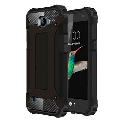 Buy Online  LG K4 Tough Armor TPU + PC Combination Case(Black) LG Cases - MEGA Discount Online Store Ghana