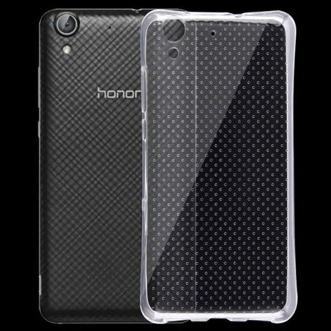 Buy Online  Huawei Honor 5A Shock-resistant Cushion TPU Protective Case(Transparent) Huawei Cases - MEGA Discount Online Store Ghana