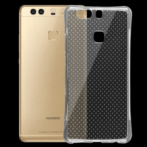 Buy Online  Huawei P9 Plus Shock-resistant Cushion TPU Protective Case(Transparent) Huawei Cases - MEGA Discount Online Store Ghana