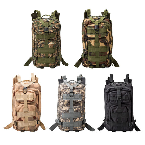ef2ab8a5600a ... Buy Online INDEPMAN DL-B002A Fashion Camouflage Style Men Oxford Cloth  Backpack Shoulders Bag 25L